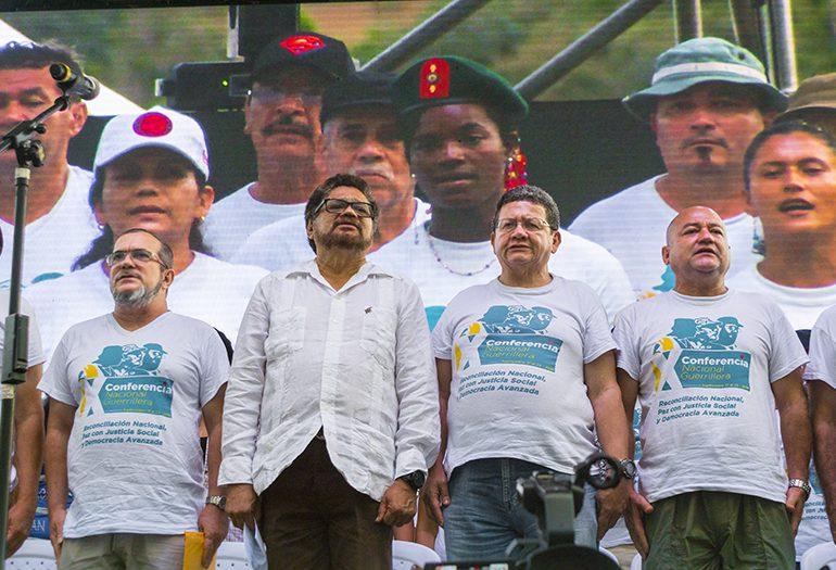 Las FARC-EP y sus posibles coaliciones para las elecciones 2018