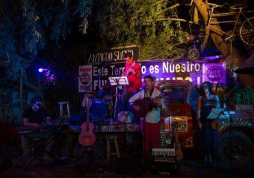 Músicos chilenos se unen para salvar el Río Maipo