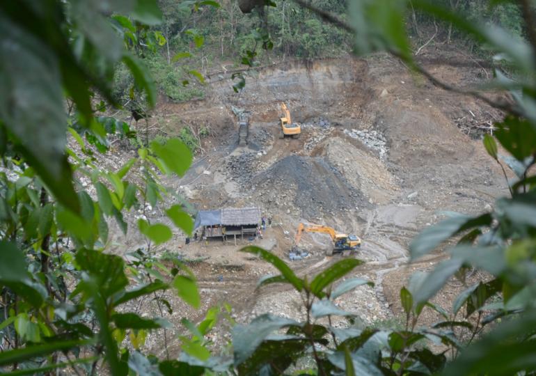 Minería en territorio Wiwa pone en riesgo a 250 personas