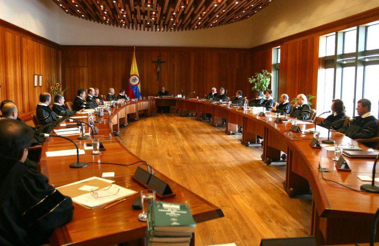 Corte revisará constitucionalidad de modificaciones del Congreso al Acuerdo Final de paz
