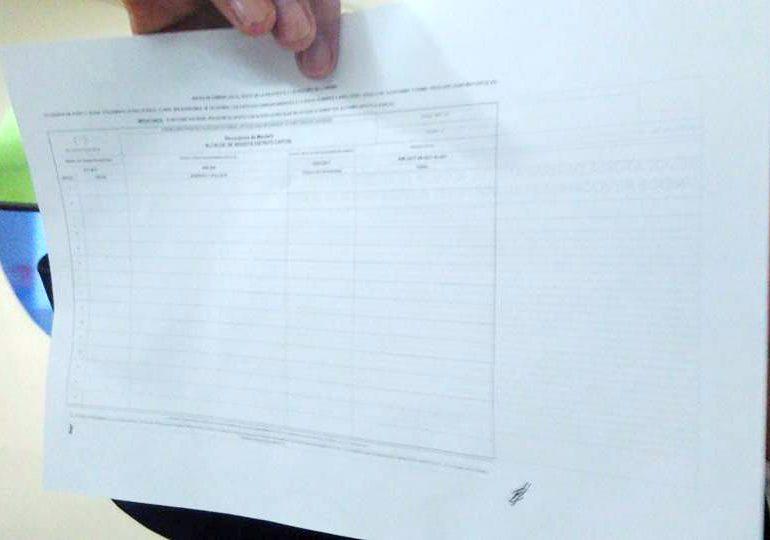 Listos formatos de recolección de firmas para revocatoria de Peñalosa