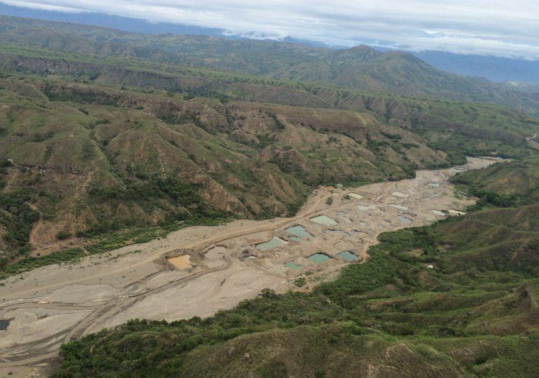 Mercaderes Cauca le dice no a la minería