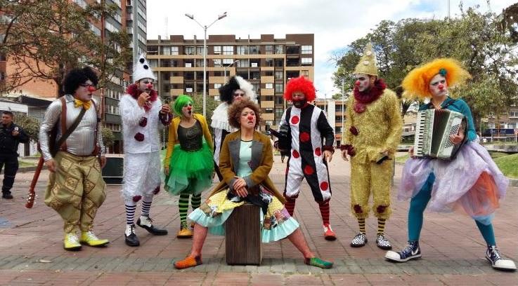 Tarde de cultura por el ambiente en Bogotá