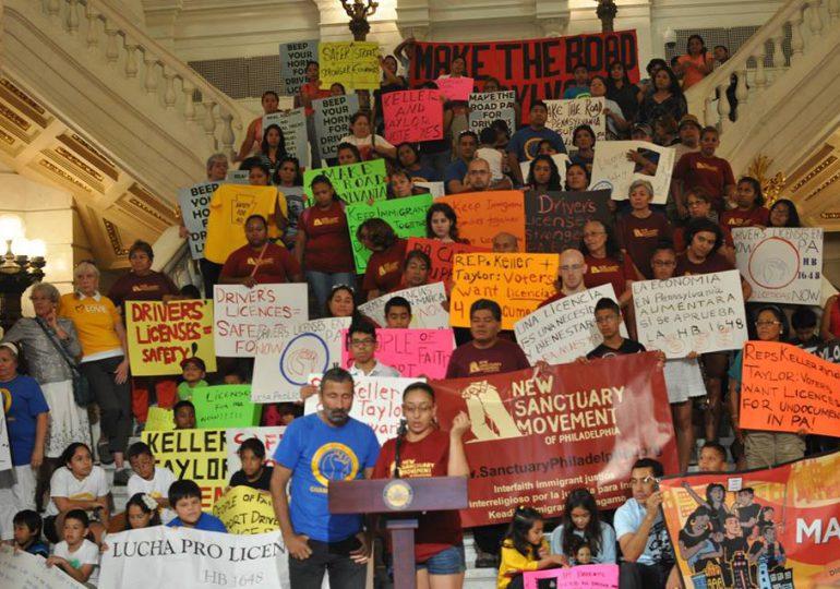 Movimiento Santuario listo para trabajar por los inmigrantes en EEUU