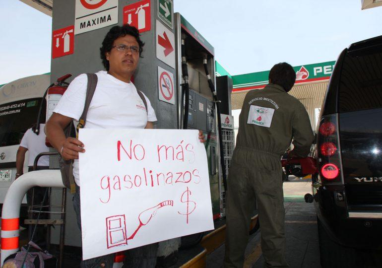 Gasolinazo una medida regresiva para México