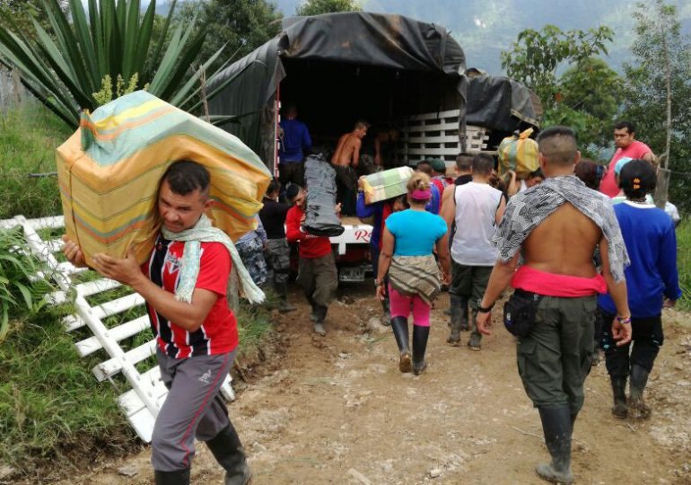 Excombatientes de Farc bajo ataque en el Cauca