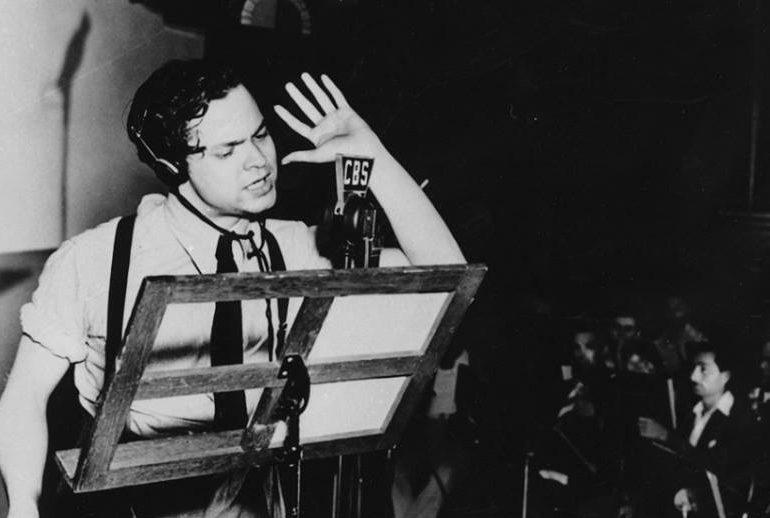 El día que Orson Welles paralizó a los EEUU