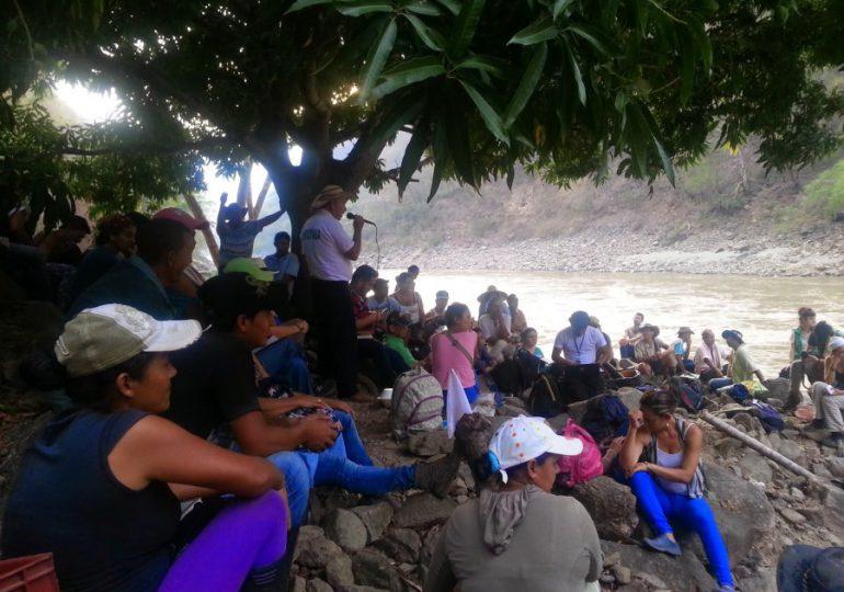 Familias afectadas por Hidroituango exigen la suspensión del proyecto