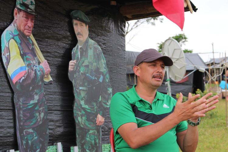 """""""Las FARC nacieron del pueblo y van a ser pueblo"""""""
