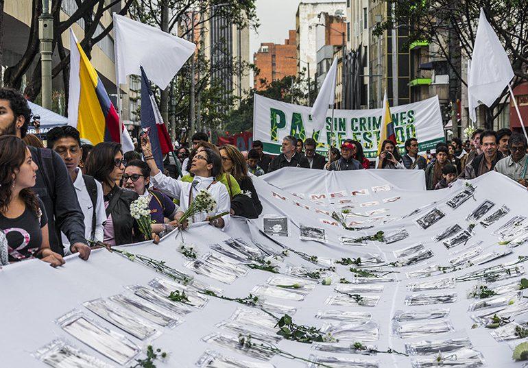 Violencia contra líderes sociales y defensores el mayor obstáculo para la paz
