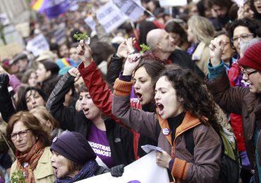 Avanza el Paro Internacional de Mujeres