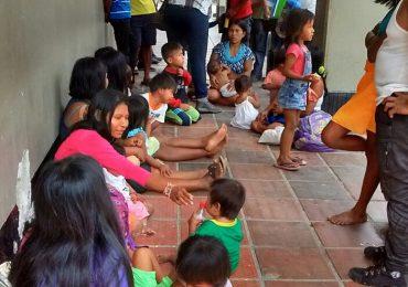 31 familias Wounaan son desplazadas por paramilitares en Bajo Calima