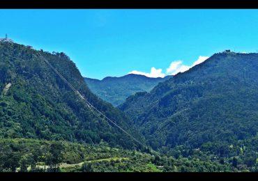 505 hectáreas de cerros orientales en Bogotá estarían en peligro