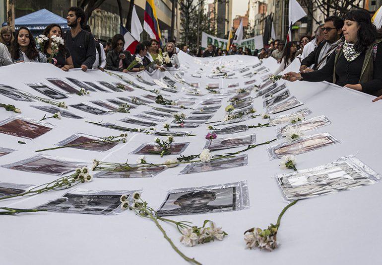 """Defensores de derechos humanos """"Contra las cuerdas"""""""