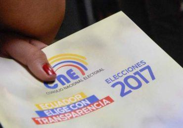 Alianza País encabeza las elecciones en Ecuador