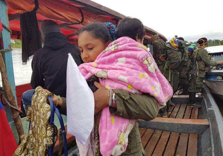 Por negligencia médica fallece un bebé de guerrillera de las FARC
