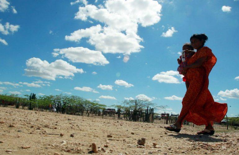 Pandemia profundiza riesgo de desnutrición en  indígenas wayús