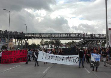 Se conforma red de solidaridad en defensa de Mateo Gutiérrez