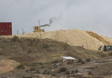 En Potosí, Ciudad Bolívar denuncian posible reactivación ilegal de actividad minera
