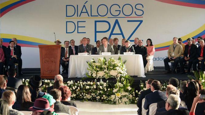En el limbo mesa de conversaciones entre Gobierno y ELN