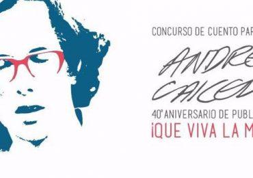 """1er concurso de cuento para jóvenes """"Andrés Caicedo"""""""