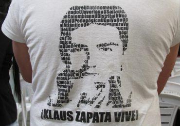 Klaus Zapata semilla viva de esperanza