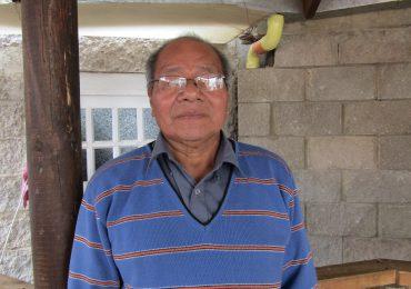 13 años desplazado, la vida de un Taita Wounaan en Bogotá