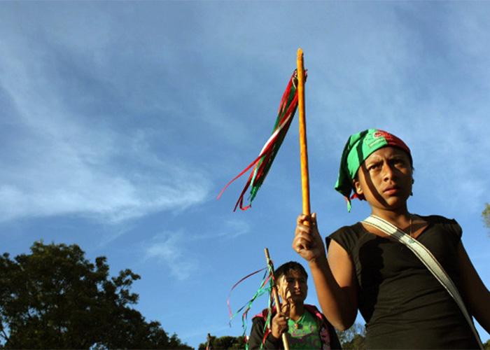 Pueblo Nasa del Putumayo realiza Minga de control territorial