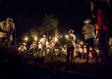 Comunidades de Cacarica conmemoraron 20 años de la Operación Génesis