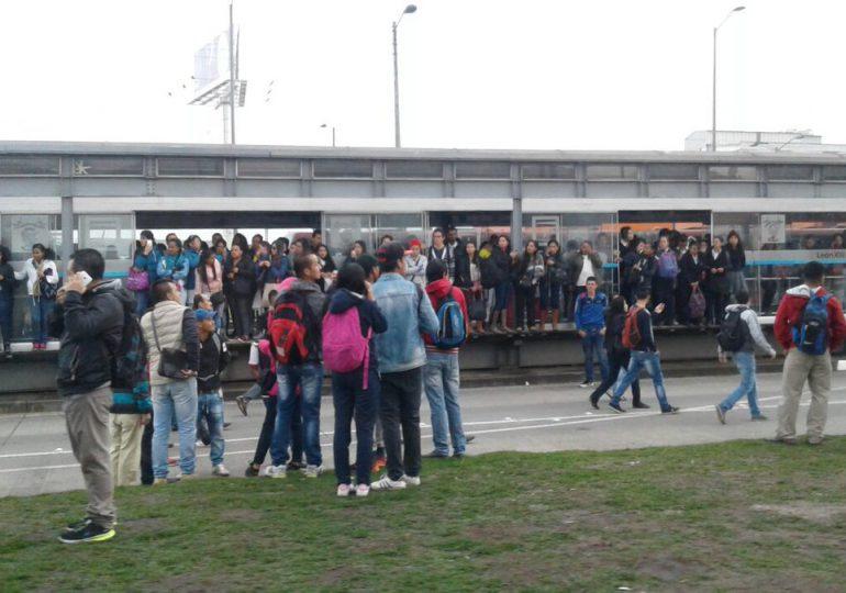 29 de Marzo jornada de movilización contra Transmilenio