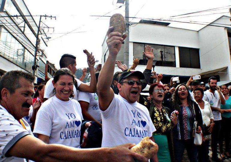 Atentan contra dos líderes de la Consulta Popular en Cajamarca