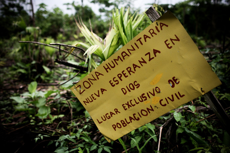 Comunidades indígenas de Jiguamiando, Chocó asediadas por paramilitares