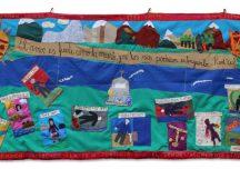 La Arpillera: los desaparecidos de Aysén como arte y memoria