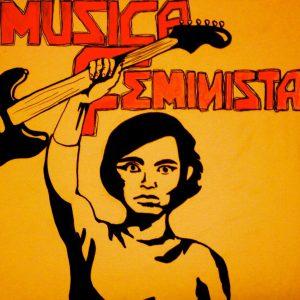 La música reivindica los derechos de las mujeres