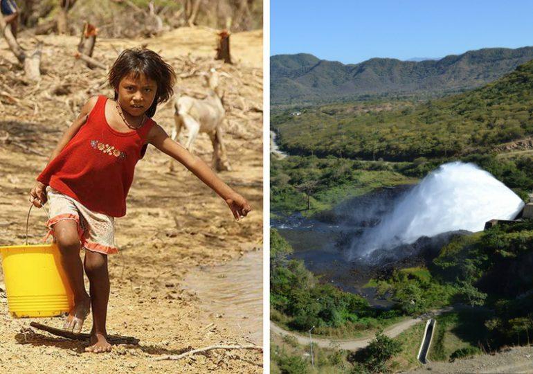 """Piden abrir compuertas de represa """"El Cercado"""" en la Guajira"""