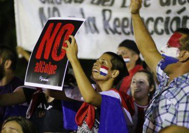 Se mantiene la presión contra reelección en Paraguay