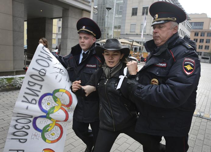 Los campos de concentración para personas LGBTI en Chechenia