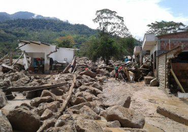 Pueblo Nasa denuncia que no está recibiendo ayudas del Gobierno en Mocoa