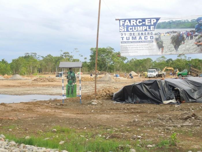 10 grupos paramilitares hacen presencia en Tumaco denuncian las FARC