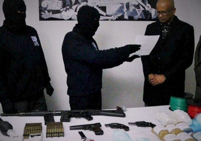ETA entrega todo su arsenal y pone fin a 40 años de violencia en España