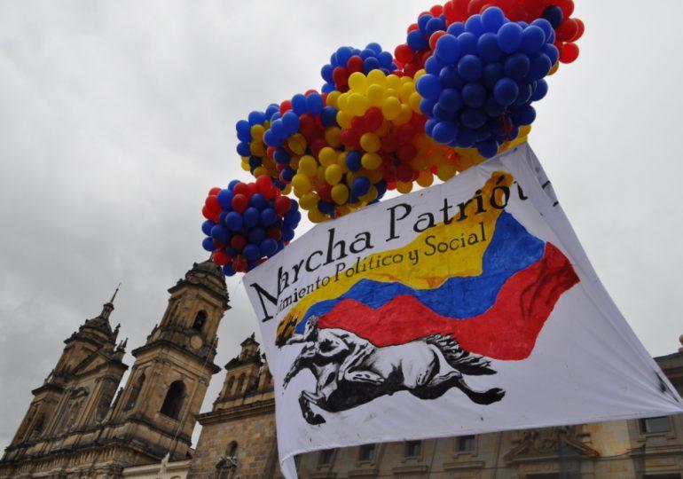 Marcha Patriótica definirá el 15 de mayo candidatos a elecciones del 2018