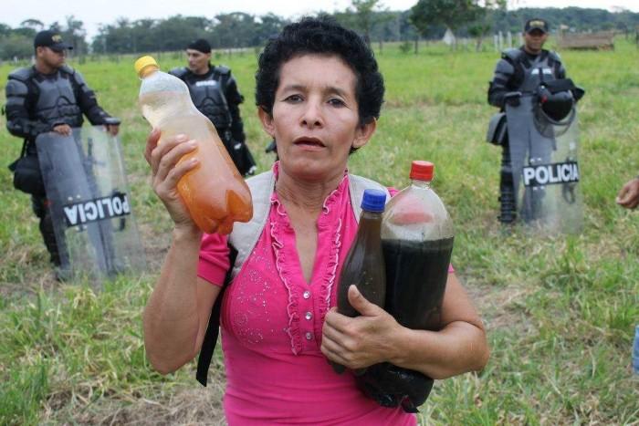 Actividad petrolera ya había contaminado 49 aljibes y 58 pozos de agua en Acacias, Meta