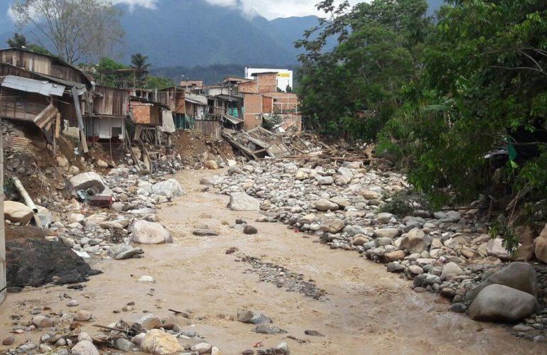"""No fue un """"desastre natural"""" la tragedia en Mocoa"""