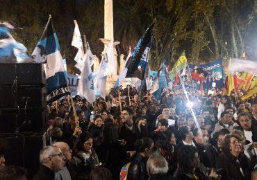 """En toda la Argentina se levantaron voces contra el """"2x1"""""""
