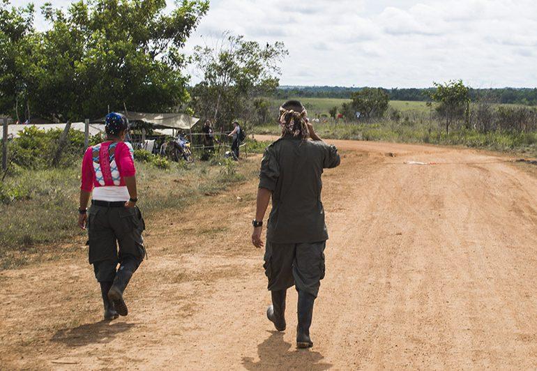 Asesinan a Rulber Santana guerrillero Indultado de las FARC-EP