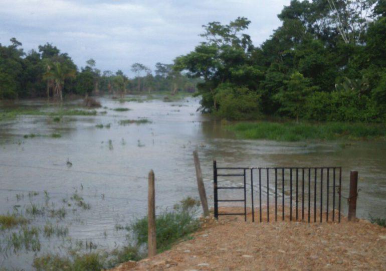 Seis municipios inundados por apertura de las compuertas de Hidrosogamoso