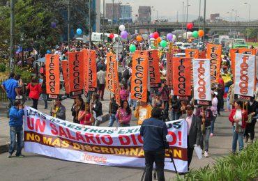 Déficit en educación es de 600 mil millones de pesos: FECODE