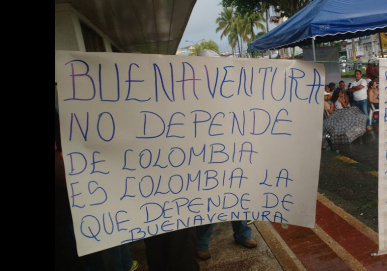 Buenaventura volverá a marchar ante incumplimientos del gobierno