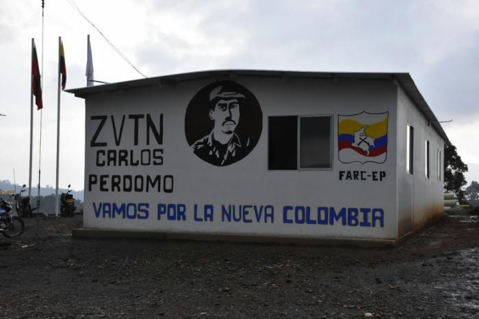 Zona Veredal Carlos Perdomo pide garantías de seguridad