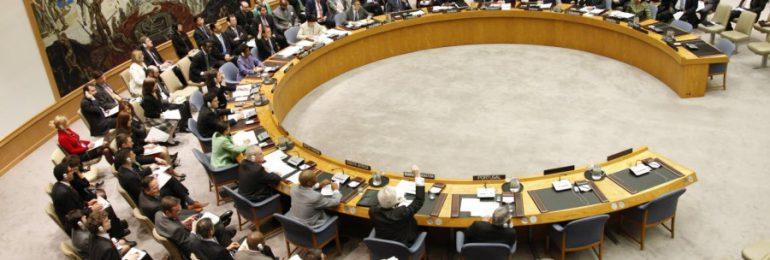 Consejo de Seguridad de la ONU llama a un cese al fuego global